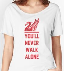 Liverpool FC - YNWA 2 Women's Relaxed Fit T-Shirt