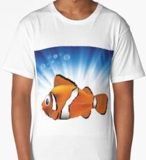 sea fish Long T-Shirt