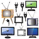 set of tv by valeo5