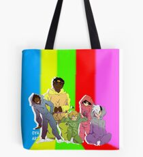 Voltron: Legendary Defender- Sleepover  Tote Bag
