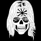 Scotty Haim- Skull by stevencraigart