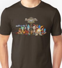 Monster Group Photo T-Shirt