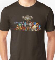 Monster Group Photo Unisex T-Shirt