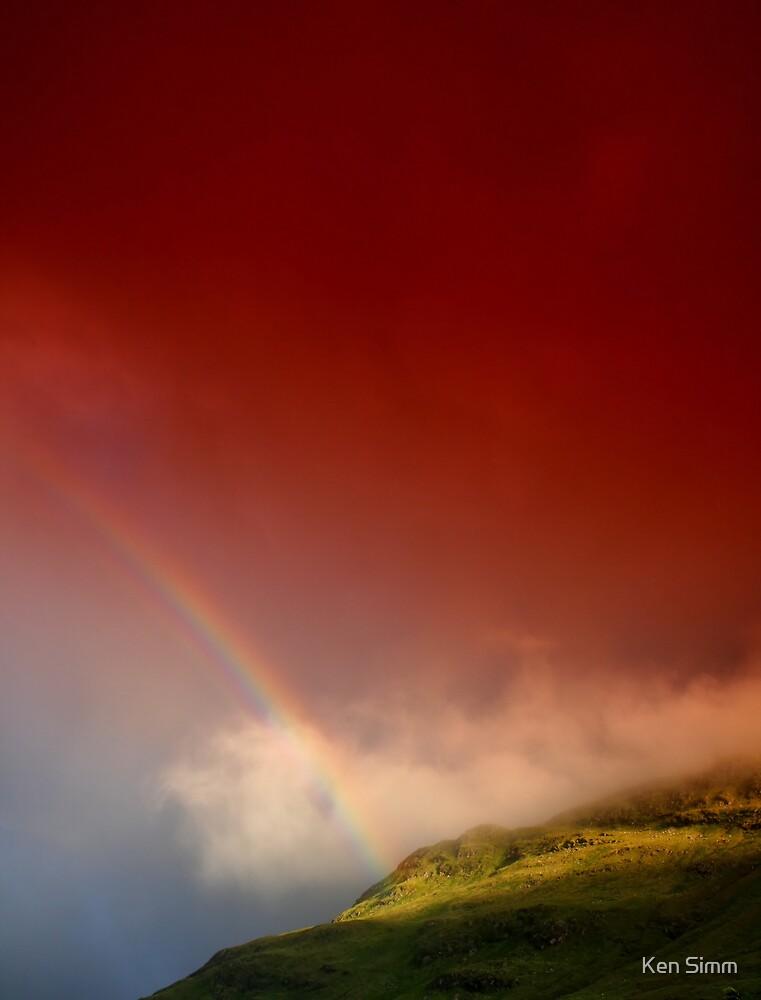 Rainbow 5 sisters by Kenart