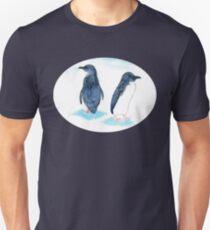 Little Blue Penguins Unisex T-Shirt