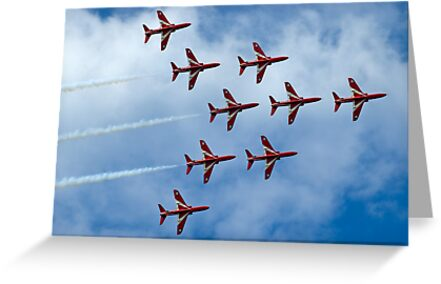 Eagle Formation by Peter Lawrie