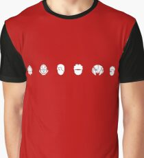 Andromeda Initiative Companions (White) Graphic T-Shirt