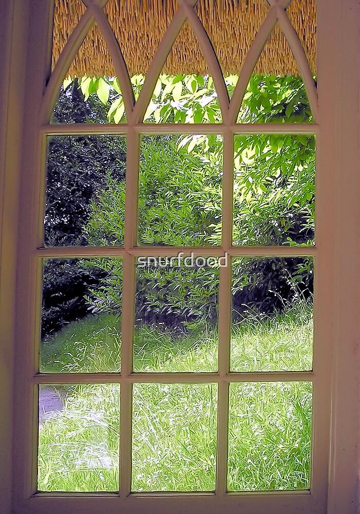 The Garden House by snurfdood