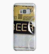 Beer Goggles Samsung Galaxy Case/Skin