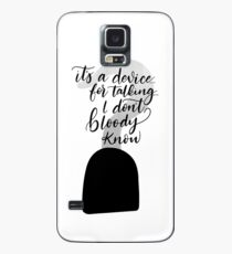 """Hook's """"Talking Phone"""" Case/Skin for Samsung Galaxy"""
