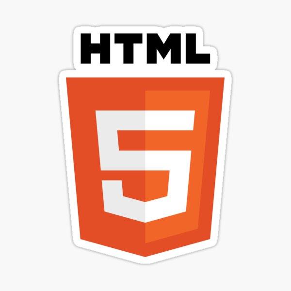HTML Sticker