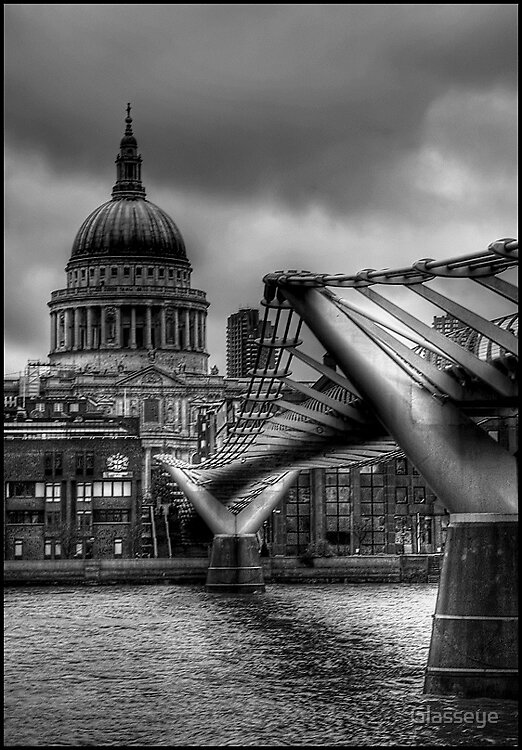 St Pauls by Glasseye