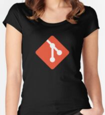 Git Women's Fitted Scoop T-Shirt
