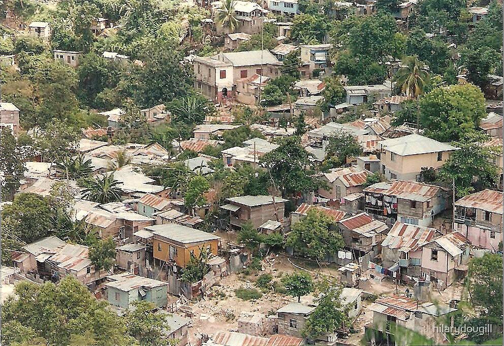 Shanty town by hilarydougill