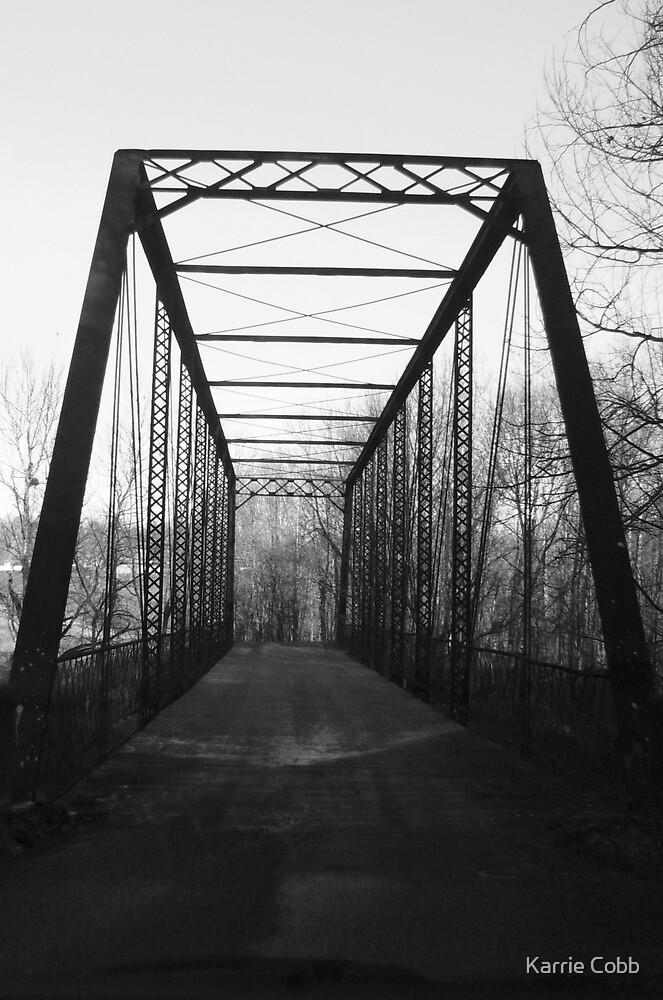 Haunted Bridge by Karrie Cobb