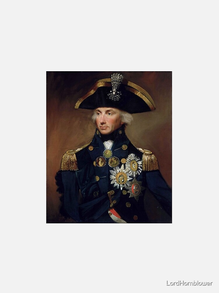 Royal Navy - Admiral Horatio Nelson | Graphic T-Shirt