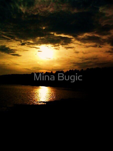Sunset by Mina Bugic