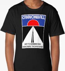 Cannonball Run Long T-Shirt