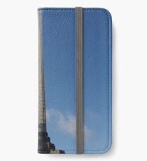 Monument on One Tree Hill iPhone Wallet/Case/Skin
