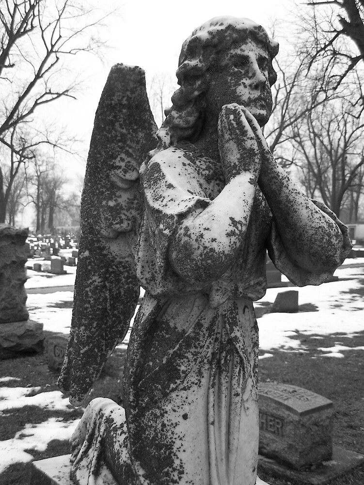 Mossy Angel by BugieDesign