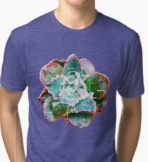 Succulent  Tri-blend T-Shirt