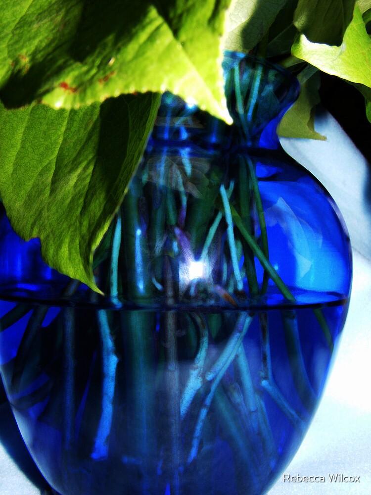 Blue by Rebecca Brann