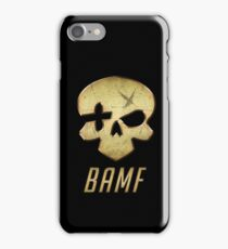 B.A.M.F iPhone Case/Skin
