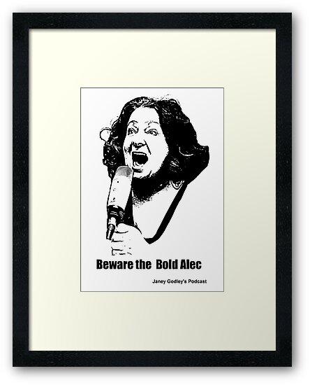Janey: The Bold Alec by GodleyPodcast