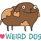 Weird Dogs by fishcakes