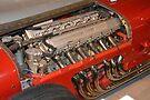 Ferrari LaMans Type 121 Engine by John Schneider