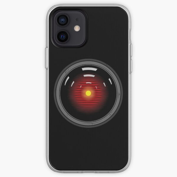Hal 9000 iPhone Soft Case