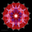 Root Chakra Mandala by mimulux
