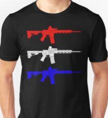 RWB Pew Pew Pew  Unisex T-Shirt