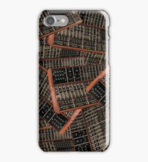 Vintage Analog Moog Synthesizer iPhone Case/Skin