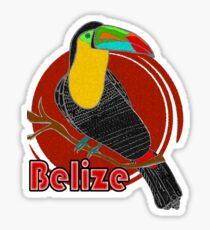 Belizean Keel-billed Toucan Sticker