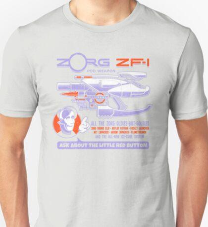 Zorg Z-F1 T-Shirt