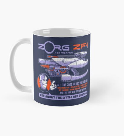 Zorg Z-F1 Mug
