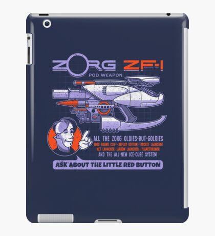Zorg Z-F1 iPad Case/Skin