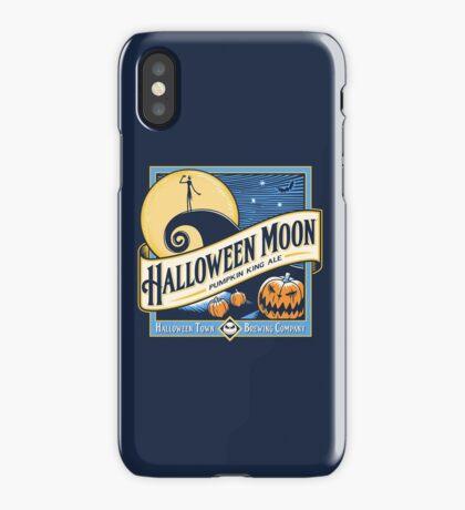 Halloween Moon iPhone Case/Skin