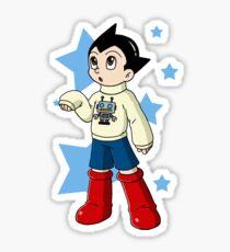 Astro Robo Sweater Sticker