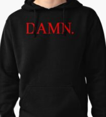DAMN. Pullover Hoodie