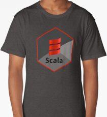 scala hexagonal Long T-Shirt