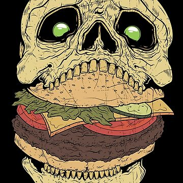 Skullburger by Phryan