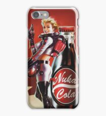 Nuka-Cola (2) iPhone Case/Skin