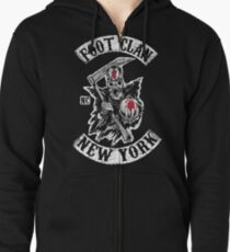 Sons of the Foot Clan Zipped Hoodie