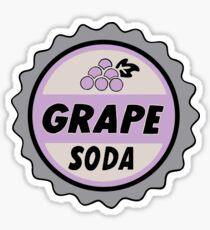 Grape soda  Sticker