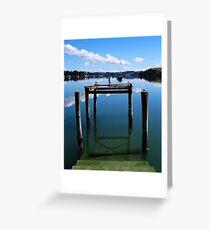 Pahi, Northland Greeting Card
