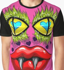 It's a Shea Monster Graphic T-Shirt