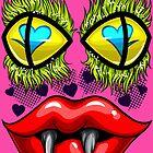 It's a Shea Monster by Gilles Bone