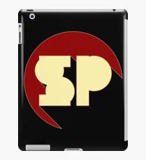 Spaghetti Policy Logo 1 iPad Case/Skin
